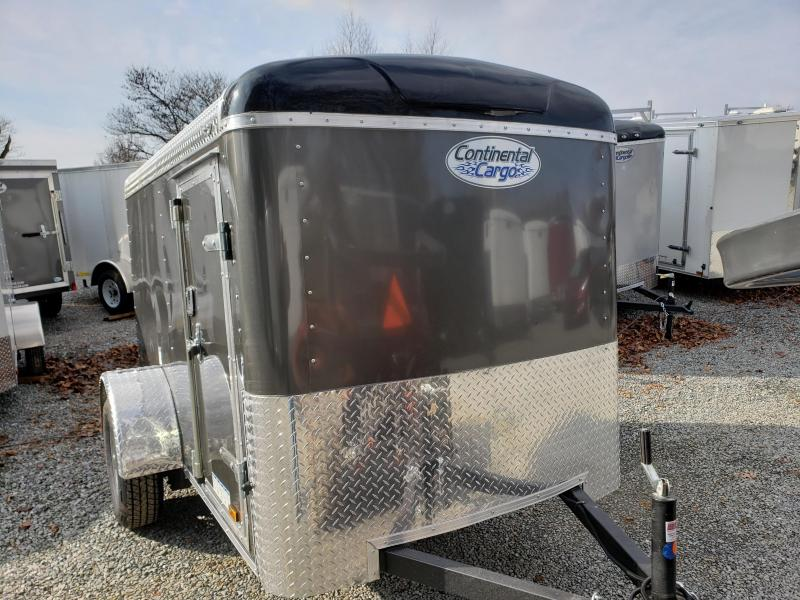 2019 Continental Cargo TW58SA Enclosed Cargo Trailer