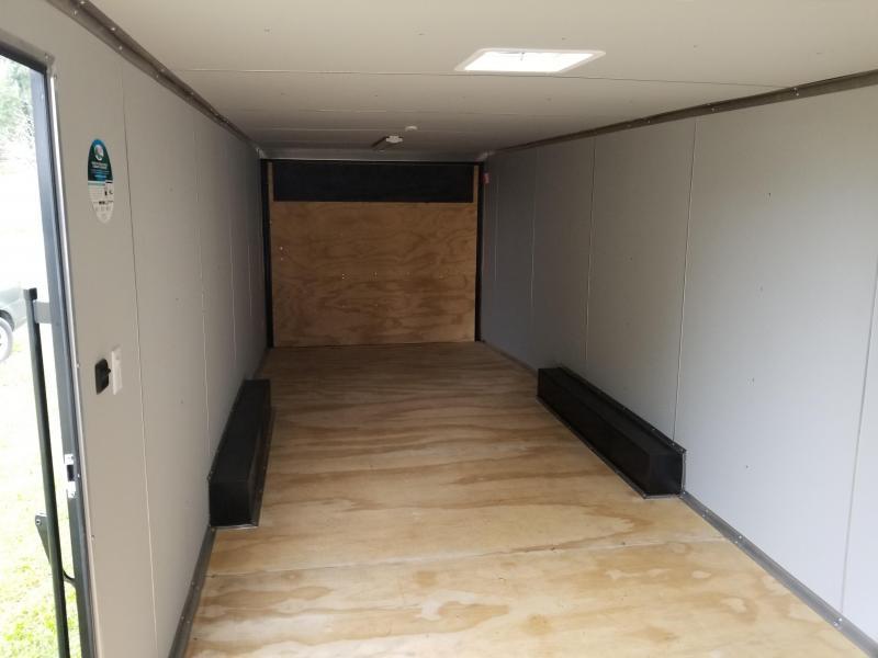 2019 Continental Cargo VHW8.5 X 28 Car / Racing Trailer