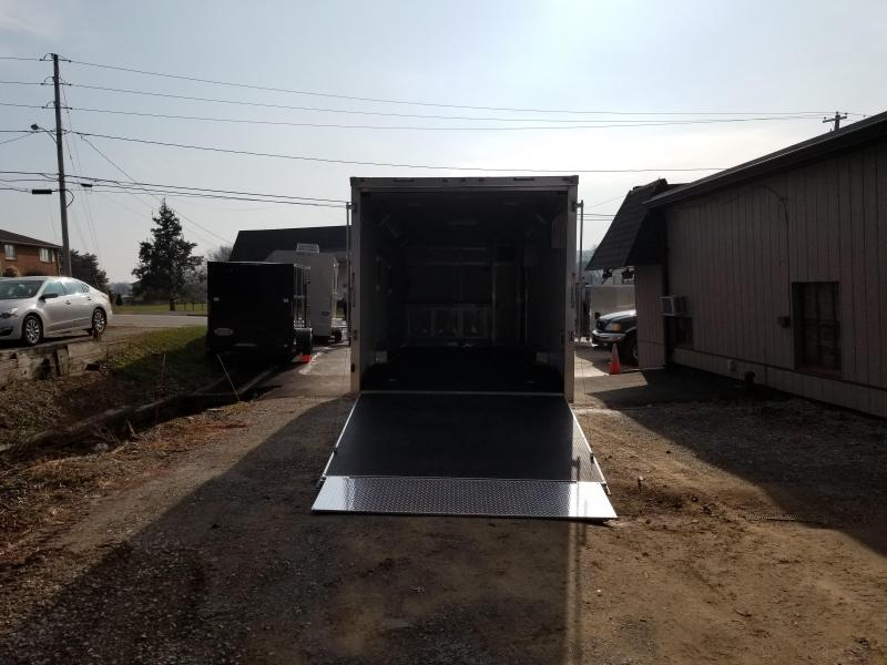 2019 Rance Aluminum Trailers RECHN824TA3 Car / Racing Trailer