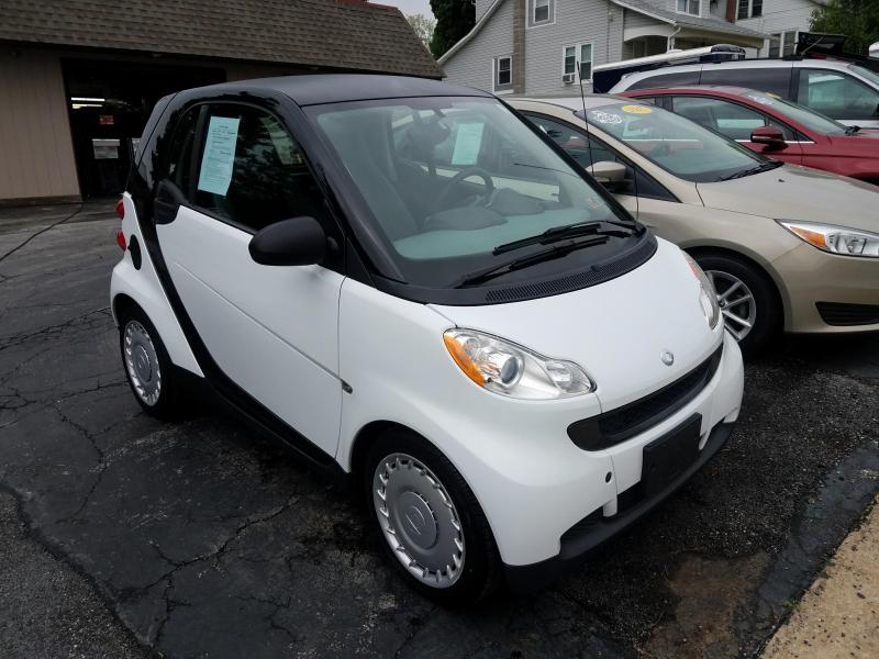 2009 Mercedes Smart Fortwo