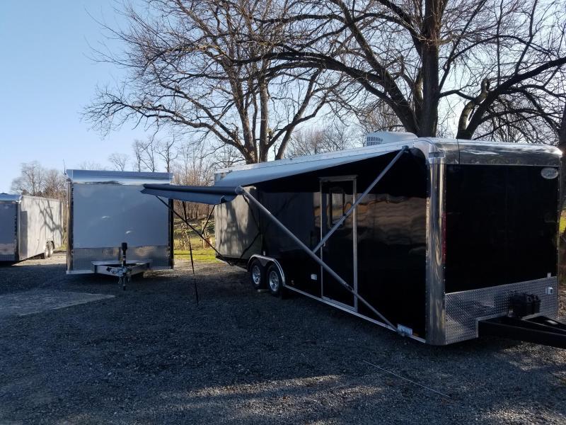 2019 Continental Cargo AM8.5X26TA3 Car / Racing Trailer