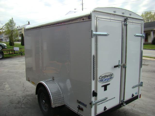 2019 Continental Cargo 5X10 Enclosed Cargo Trailer