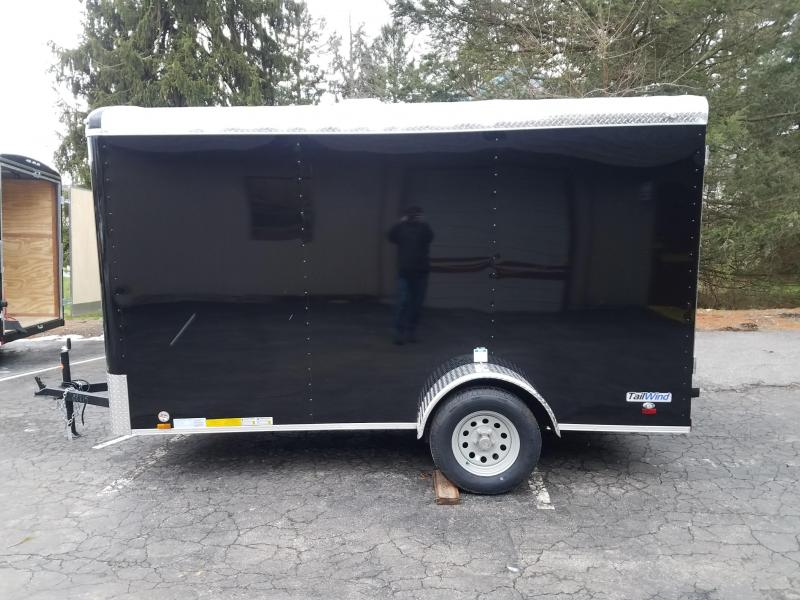 2019 Continental Cargo TW612SA Enclosed Cargo Trailer