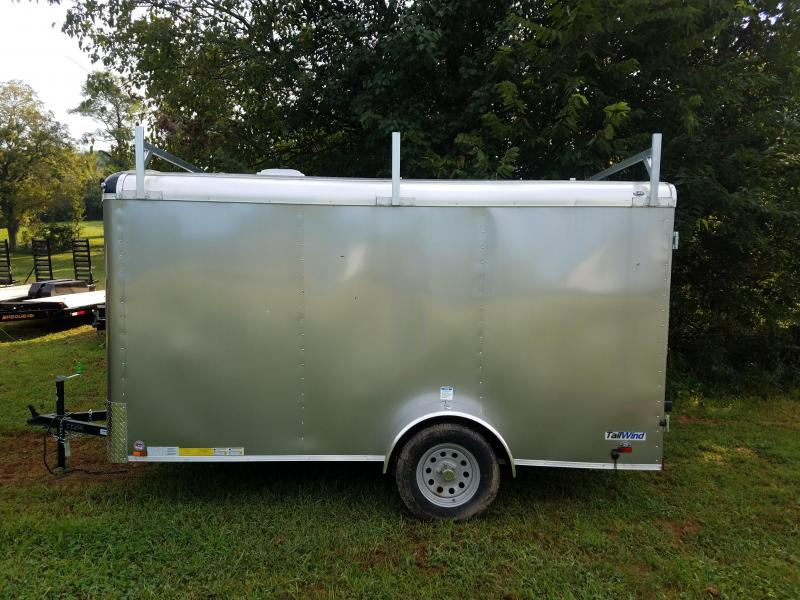 2019 Forest River Inc. TW610SA Enclosed Cargo Trailer