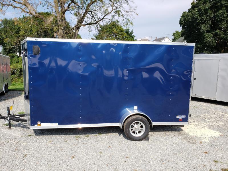 2020 Continental Cargo VHW614SA Enclosed Cargo Trailer