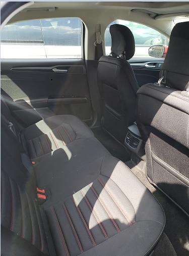 2015 Ford Fusion SE SDN Car