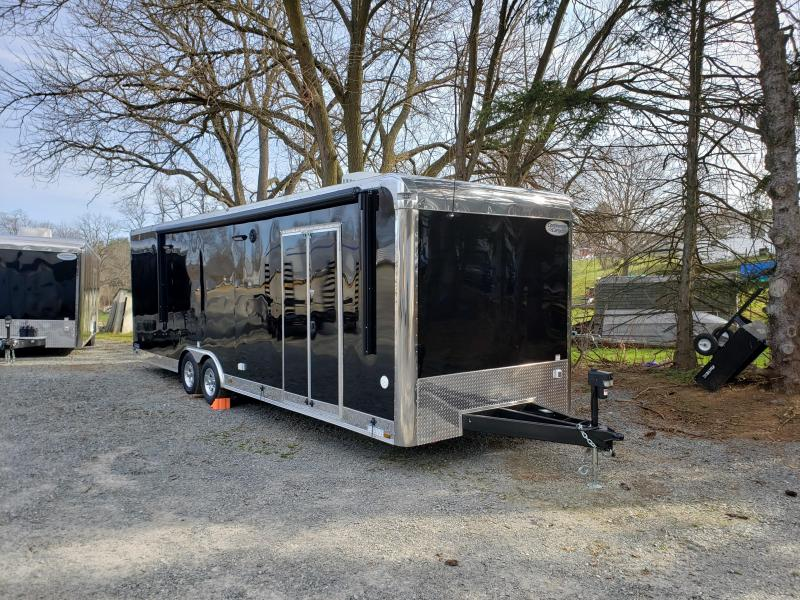 2019 Continental Cargo AM8.5X28TA3 Enclosed Cargo Trailer