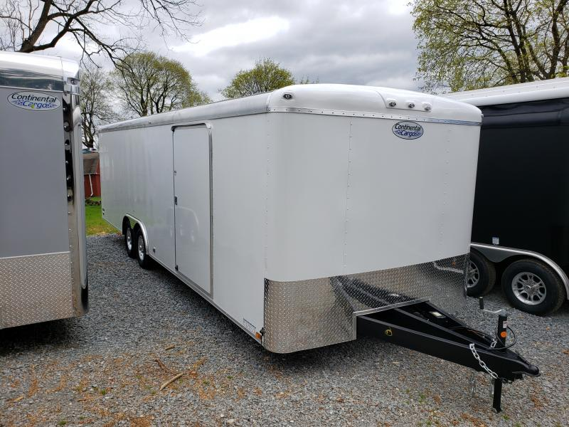 2019 Continental Cargo AP8.526TA3 Car / Racing Trailer