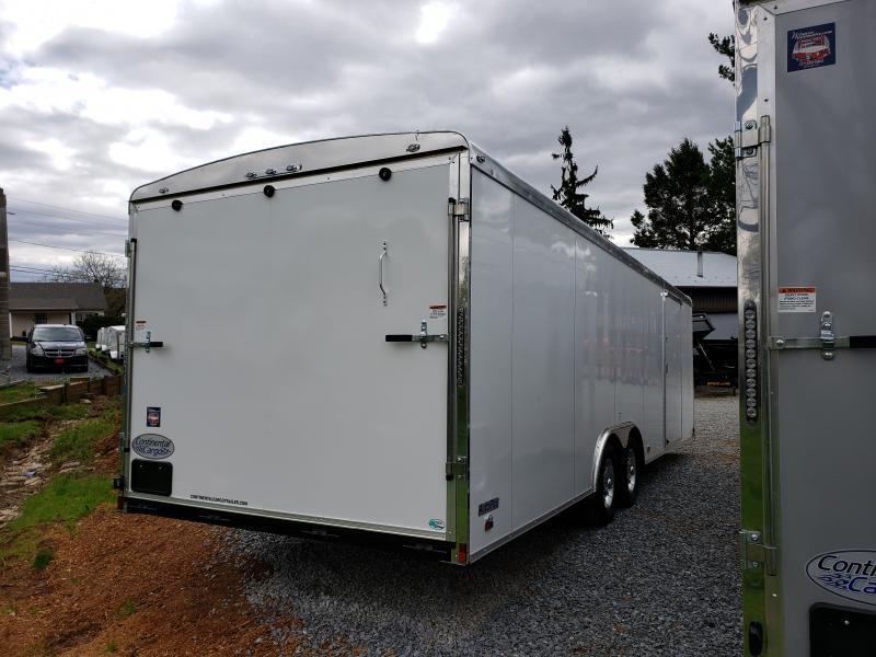 2019 Continental Cargo AP8.526TA3 Car / Racing Trailer