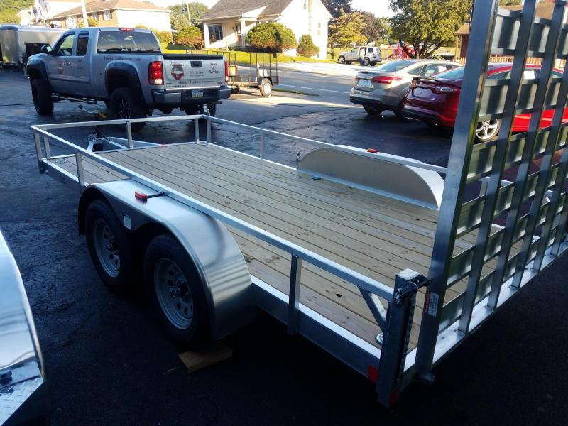 2019 Forest River Inc. 6.5x14 Aluminum Utility Trailer