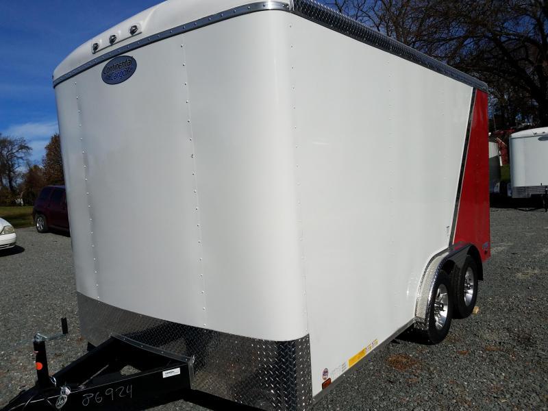 2018 Continental Cargo TW814TA2 Enclosed Cargo Trailer