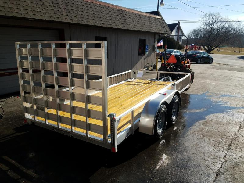 2018 Forest River Inc. 6.5x14 Utility ATV Trailer