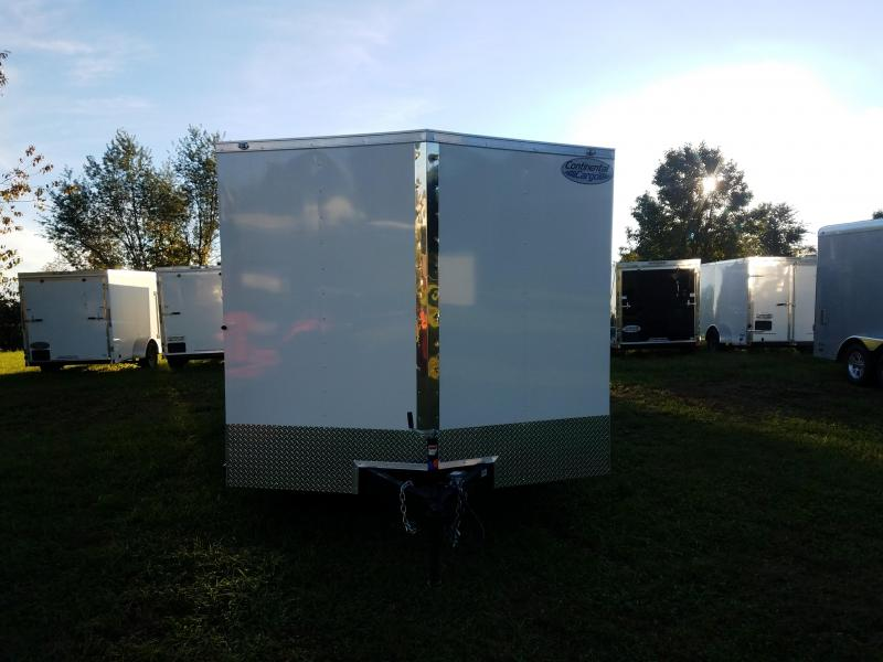 2019 Continental Cargo VHW8.5X20TA2 Car / Racing Trailer