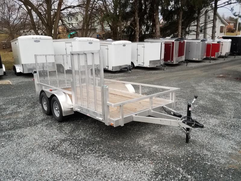 2018 Forest River Inc. cargo mate 6.5x14 aluminum Utility Trailer