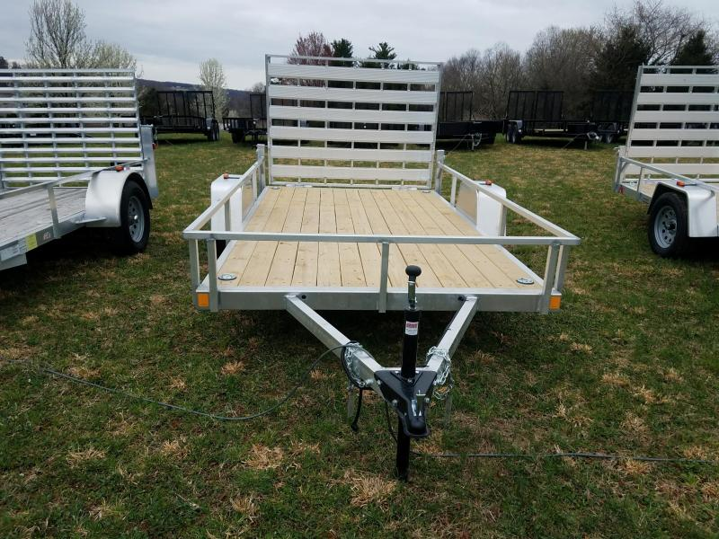 2019 Forest River Inc. 6.5x12 Ramp Utility Trailer