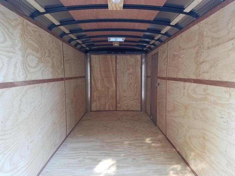 2019 Continental Cargo TW714TA2 ENCLOSED TRAILER