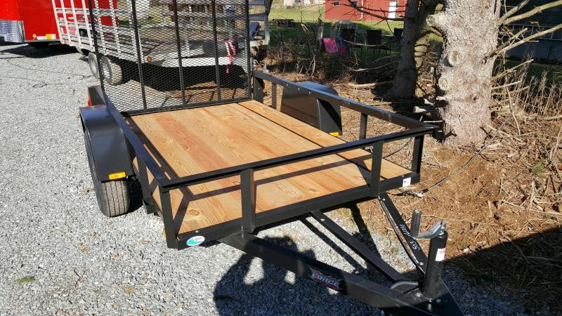 2019 Forest River Inc. 5X8 Utility Trailer
