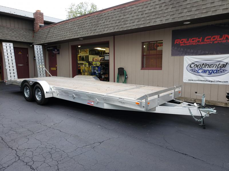 2020 American Hauler Industries AHAFE820TA5 Equipment Trailer