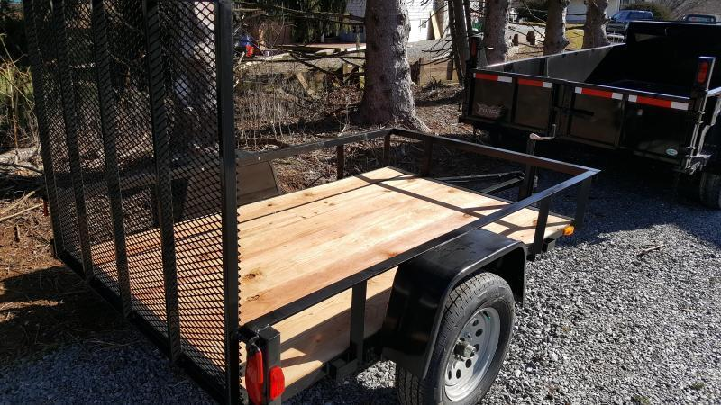 2020 Forest River Inc. 5X8 Utility Trailer