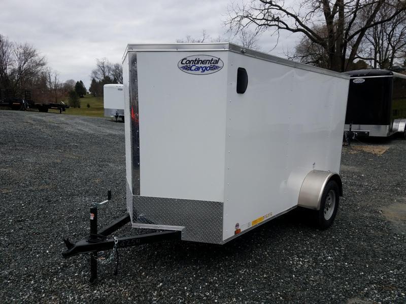 2019 Continental Cargo VHW610SA Enclosed Cargo Trailer in Ashburn, VA