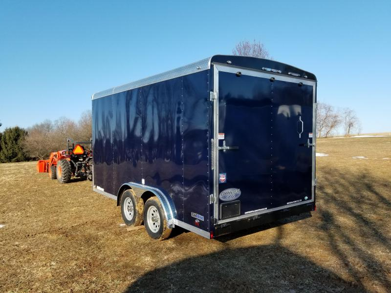 2019 Continental Cargo TW8x14TA2 Enclosed Cargo Trailer
