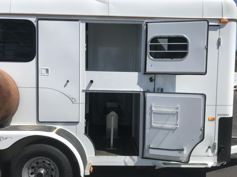1997 Sundowner Trailers Performer 2H BP Horse Trailer