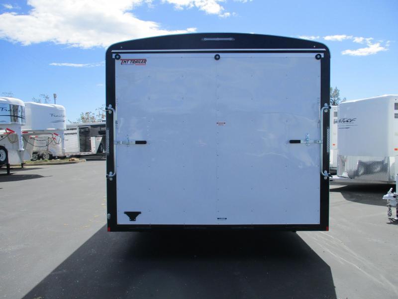 2017 TNT Transit 8.5 X 20 7K Enclosed Cargo Trailer
