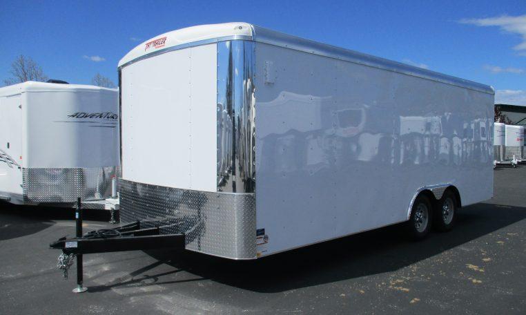 2017 TNT Transit 8.5 X 20 10K Enclosed Cargo Trailer
