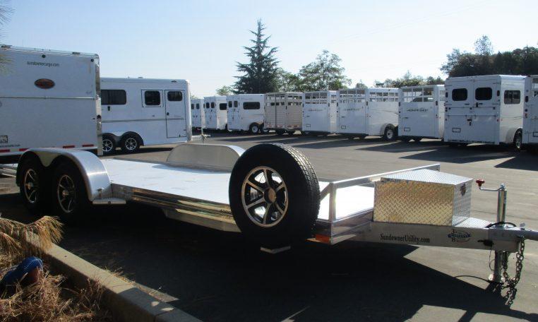 2018 Sundowner 4000AP Carhauler 20' BP
