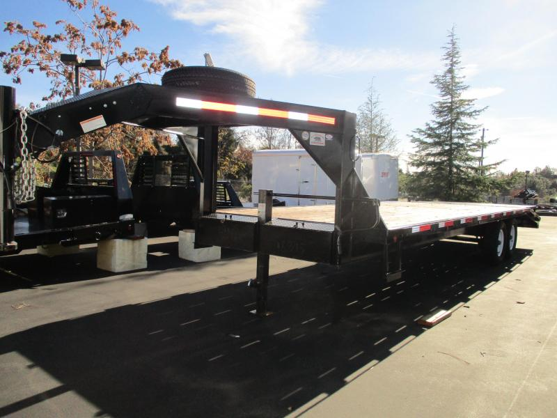 2016 R & J Trailers Inc 102 X 25 14K Equipment GN