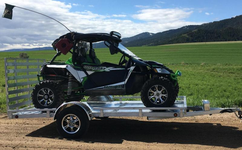 2019 Silverwing 6 x 12 Utility