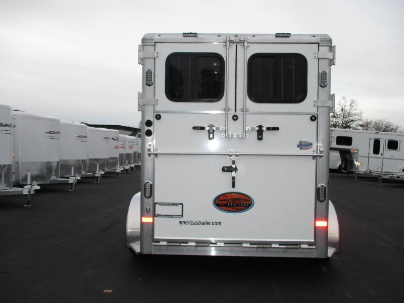 2020 Sundowner Trailers Performer 2H BP Horse Trailer