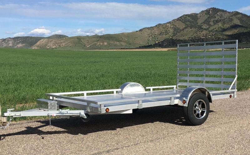 2020 Silverwing 6 x 12 Utility
