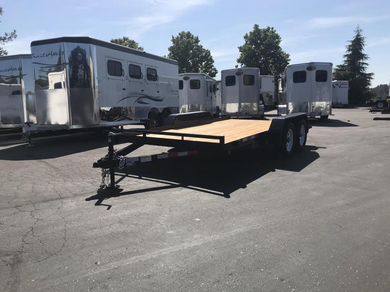 2019 R and J 7 X 14 Car hauler