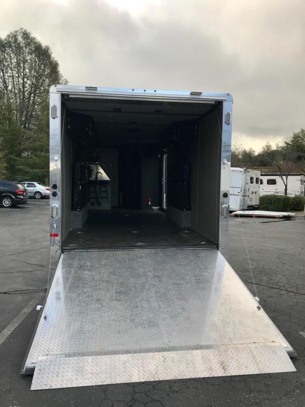 2017 Sundowner Trailers Cargo 32 GN