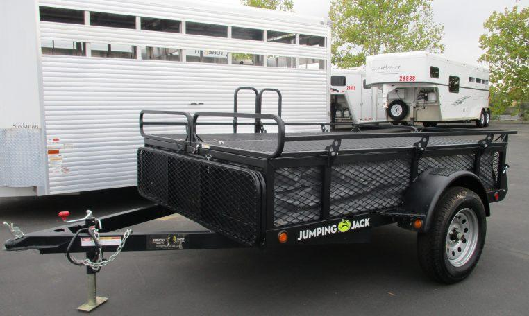 2017 Jumping Jack Trailers 6 x 8 Tent Trailer