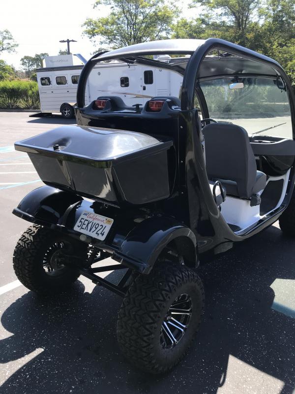 2001 Gem Golf Cart