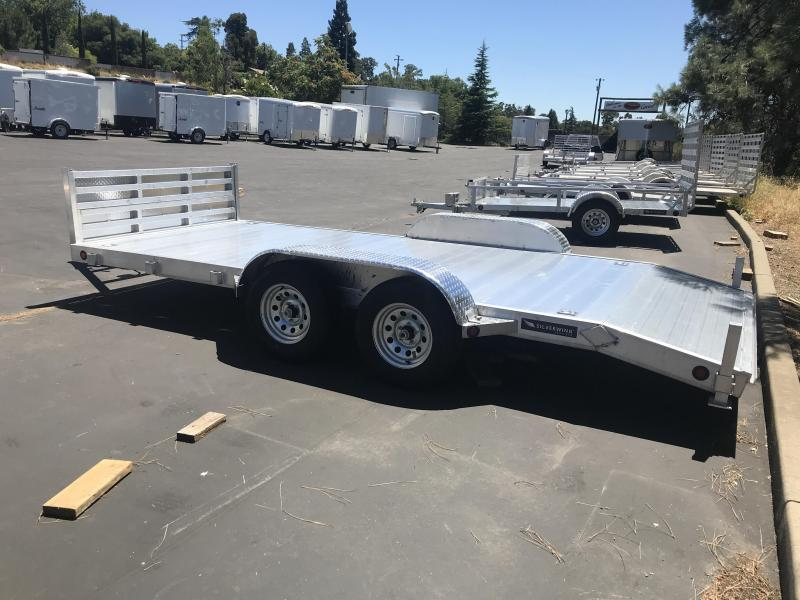 2020 Silverwing 6.5 x 16 Car Hauler