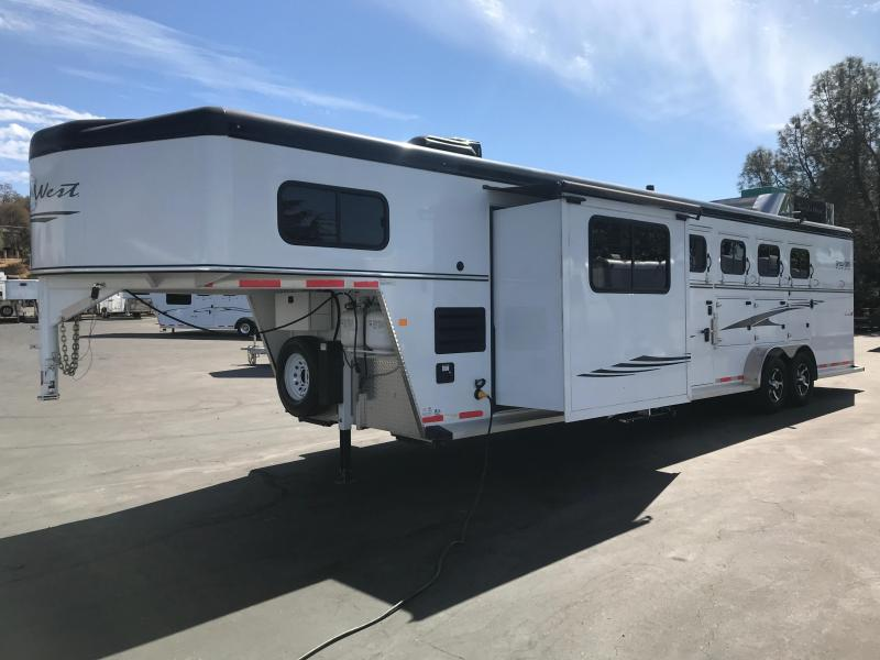 2016 Trails West Manufacturing Sierra 4H LQ Other Trailer