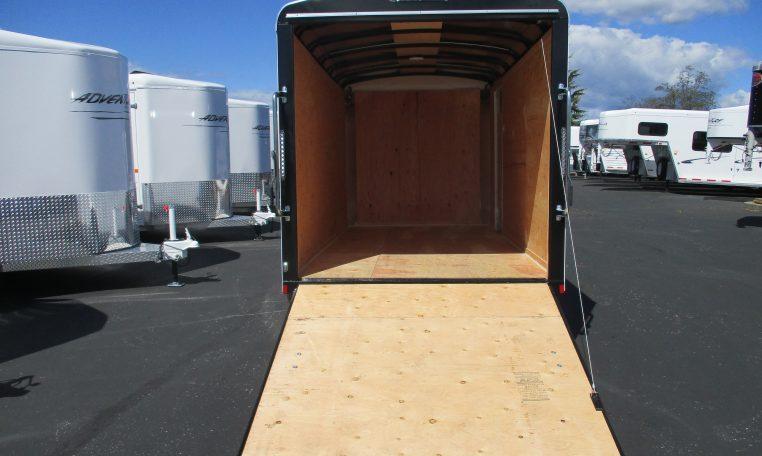 2018 TNT 6 x 12 Tote Single Axle Enclosed Cargo Trailer