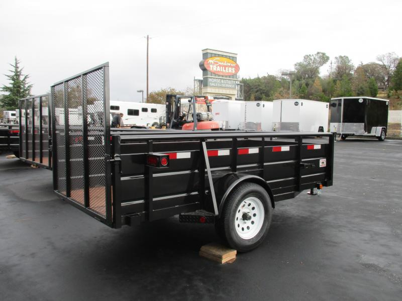 2019 R and J Trailers Inc 5 X 8 Landscape Utility Trailer 2.9K