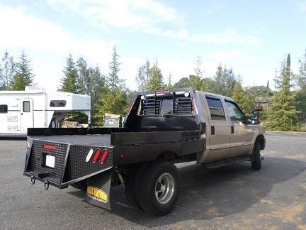 2018 Great Northern Trailer Works Truck Bed SRW Longbed