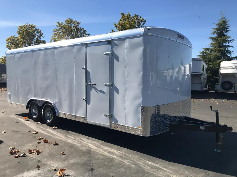 2019 TNT 8.5 x 20 Transit TA 10K Enclosed