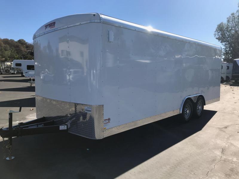 2019 TNT 8.5 x 20 Transit TA 10K Enclosed