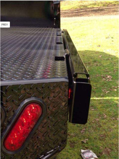 2018 Great Northern Trailer Works Dual Rear Wheel Truck Bed Truck Bed