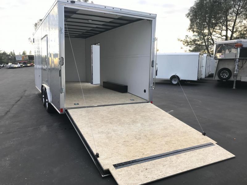 2019 Wells Cargo 8.5 x 20 Fast Trac