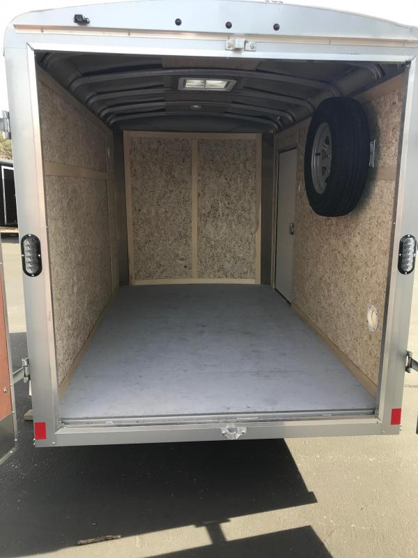 2018 Wells Cargo Road Force 6 X 10 SA