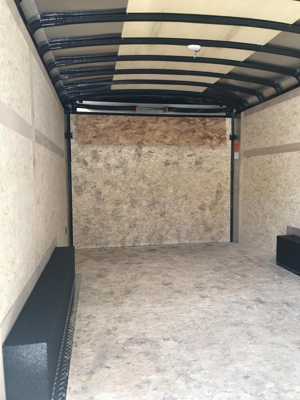 2019 Wells Cargo 8.5 x 20 Road Force TA Enclosed