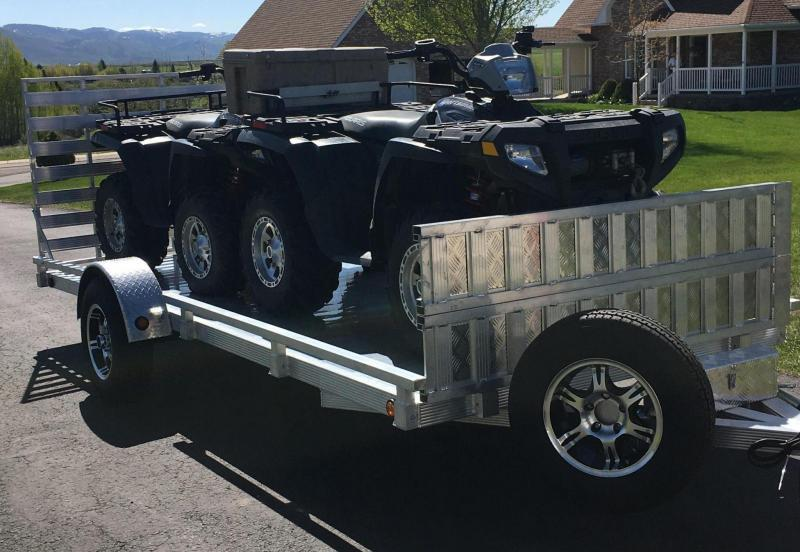 2019 Silverwing 7 x 14 Utility