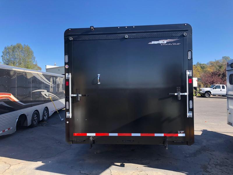 2019 Trails West RPM 28' BP Snowmobile Trailer
